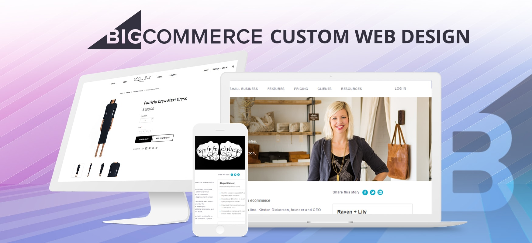 Bigcommerce Page Banner Image