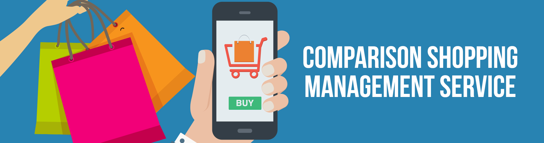 Comparison Shopping Management Service