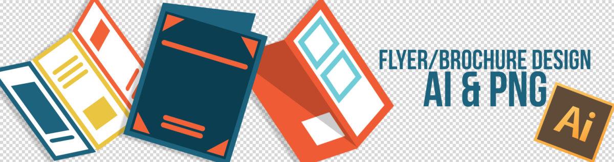 Flyer / Brochure Design Banner