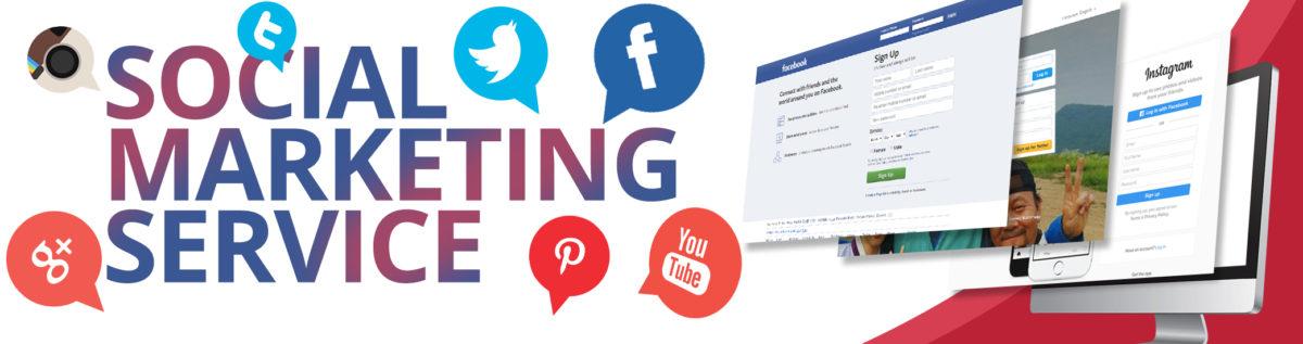 Social Marketing Service